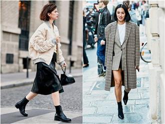 Gợi ý kiểu áo khoác công sở xinh từ Tuần lễ thời trang