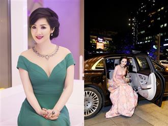Choáng với khối tài sản đồ sộ của Hoa hậu Đền Hùng Giáng My