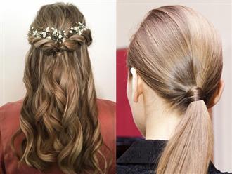 Học beauty blogger cách tạo kiểu tóc đẹp cho nàng nhân ngày Valentine