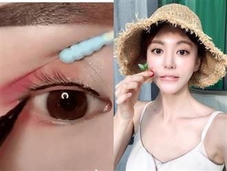 Học ngay cách kẻ mắt siêu dễ này để có ngay đôi mắt to tròn nhìn cực thu hút