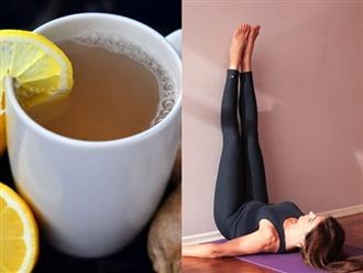 Chuyên gia dinh dưỡng hướng dẫn cách uống nước chanh gừng vào buổi sáng để giảm cân, thanh lọc cơ thể hiệu quả nhất
