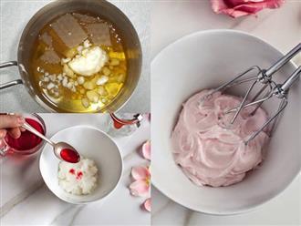 'Học lỏm' spa 3 công thức làm kem dưỡng ẩm giúp da dầu nhờn trở nên khô mịn, sạch mụn, trắng hồng chỉ sau vài ngày