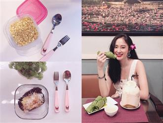 Khám phá thực đơn ăn chay của Angela Phương Trinh giúp giảm cân, giữ dáng mà vẫn tăng cơ
