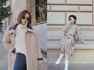Khi tủ đồ của bạn có sẵn đôi ba chiếc áo len màu trung tính, việc mặc đẹp mỗi ngày sẽ chỉ là chuyện nhỏ!