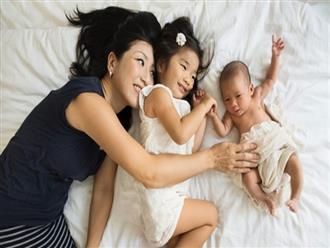 Khoa học tiết lộ bí quyết giúp phụ nữ xinh đẹp, trẻ lâu đó là chỉ nên sinh từ 1 đến 2 con