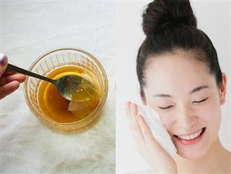 Không muốn bị chê trong ngày đi làm đầu năm, bạn nhất định phải dùng 3 công thức mặt nạ phục hồi làn da từ mật ong này