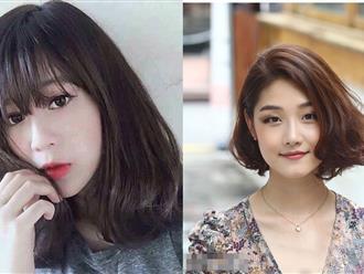 5 kiểu tóc vừa đẹp vừa che khuyết điểm cực tốt: Mặt vuông, dài hay tròn cắt đều xinh