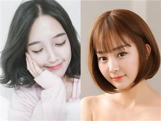 Đảm bảo nhìn xong 5 kiểu tóc ngắn này, các quý cô mặt tròn sẽ đi cắt ngay lập tức vì quá xinh