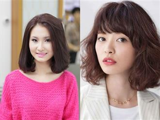 Những kiểu tóc ngắn trẻ trung già trẻ cắt đều đẹp, U40 mà để là hóa thành thiếu nữ ngay