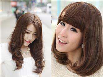 4 kiểu tóc uốn đẹp mà không bị già, phụ nữ U40-50 cứ 'cắt đi đừng sợ'