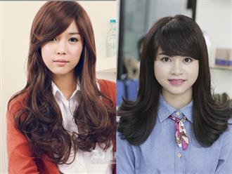 Nếu chán tóc thẳng, hãy xem qua 3 kiểu uốn trẻ trung, sành điệu, già trẻ gì cũng hợp này