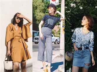 Kỳ nghỉ lễ sắp tới nhất định phải mặc thật đẹp và 15 set đồ này sẽ là nguồn cảm hứng hoàn hảo cho các nàng