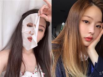 Làn da của bạn sẽ đẹp hơn bội phần trong Tết này nếu áp dụng thêm 5 bí kíp với mặt nạ giấy dưới đây