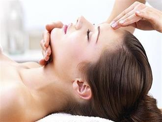 Làn da giảm nếp nhăn chỉ với 5 phút massage mỗi ngày