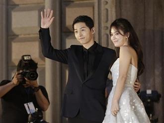 Lật tẩy bí quyết làm đẹp giúp Song Hye Kyo-Song Joong Ki da cứ trong suốt mãi mãi
