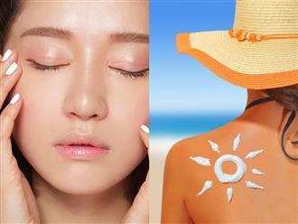 Lưu ý khi sử dụng kem chống nắng với da, tránh ảnh hưởng đến sức khỏe