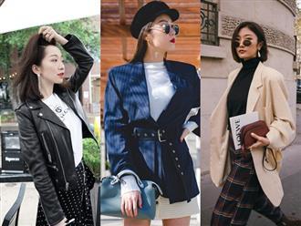 Mách bạn cách mặc đồ: Chọn được áo khoác hợp dáng người sẽ quyết định 80% bộ đồ đẹp