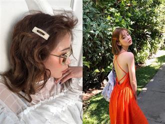 Mái tóc sẽ không còn nhàm chán với trào lưu kẹp tóc màu sắc sành điệu