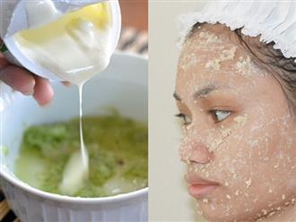 3 loại mặt nạ 'thần thánh' giúp 'vực dậy' làn da đầy mụn, khô ráp hay thâm nám do nắng gắt ngày hè