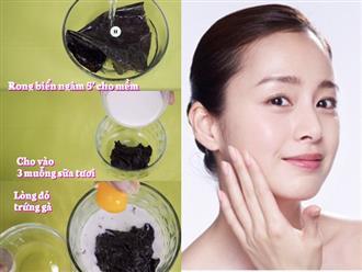 Hỗn hợp mặt nạ 3 thành phần giàu collagen - 'Thần dược' níu kéo làn da căng mịn, trắng hồng giúp phụ nữ U40 luôn tươi trẻ