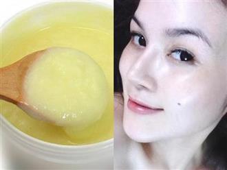 Mặt nạ sữa ong chúa có tác dụng trị nám, tàn nhang và dưỡng trắng da 'thần tốc'
