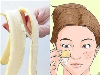 Cách chăm sóc và dưỡng tóc tuyệt vời với chuối