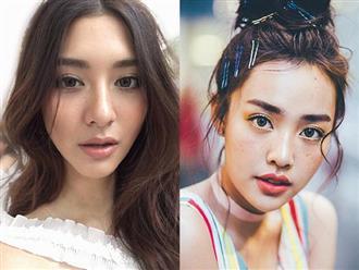 Mốt trang điểm mùa hè hot nhất Thái Lan được gái xinh mê tít