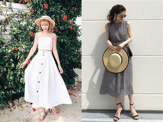 Mùa hè chọn váy dáng dài vừa xinh vừa chống nắng, nhưng diện sao cho đẹp thì đây là 5 bí kíp bạn cần bỏ túi
