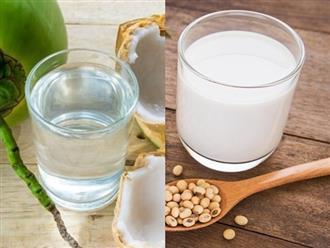 Mùa hè nắng nóng đừng uống trà sữa nữa, cứ uống 5 loại nước này vừa mát lại làm trắng da, giảm cân, trị mụn sạch sành sanh mà không cần dùng thuốc