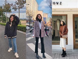 """Muốn """"mặc đâu chuẩn đấy"""" trong tiết trời se lạnh, bạn chỉ việc copy 10 công thức street style xuất sắc từ loạt hot girl Việt"""