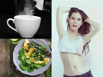Muốn giảm cân nhanh để sở hữu vóc dáng thon gọn, hãy làm 5 việc này mỗi buổi sáng sau khi thức giấc