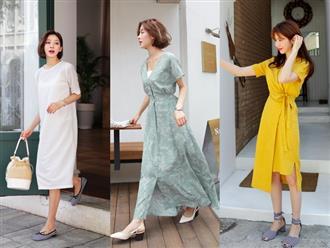 Nàng công sở có béo bụng thì cũng chẳng lo vì đã có ngay 5 mẫu váy liền giấu dáng cực đỉnh này