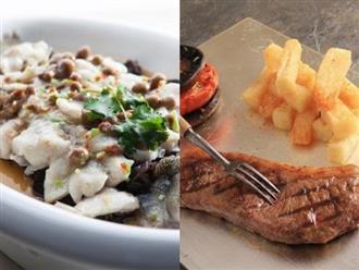 Nếu bạn muốn giảm cân, hãy ngừng ăn kiêng và nên ăn thịt!