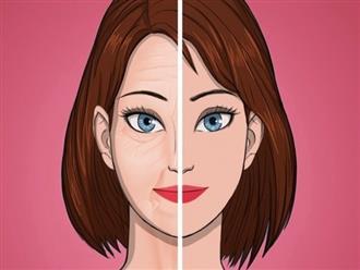 Chỉ cần làm điều này mỗi tối trước khi ngủ, bạn sẽ trì hoãn lão hóa và ngăn ngừa các vấn đề về da này