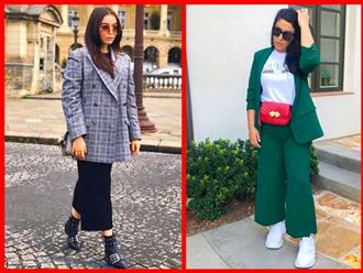 Nếu không muốn phong cách ăn mặc của bản thân trông quê mùa, lố bịch, phụ nữ nên tránh xa 8 cách phối đồ này