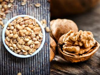 Nếu muốn giảm cân, đừng quên 7 loại hạt này vì chúng không những ít chất béo mà còn tốt đủ đường cho sức khỏe