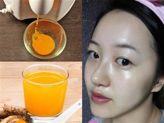 Đều đặn dùng nước ép nghệ tươi theo 2 cách này mỗi ngày, da mặt đổi sắc trở nên trắng hồng, mịn màng đến bất ngờ