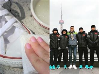 Nghiện đi giày thể thao như các cầu thủ U23 Việt Nam mà không biết 1001 mẹo thần kỳ này thì đừng đi còn hơn