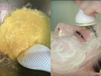 3 công thức mặt nạ trị mụn, làm sáng da, mờ nếp nhăn từ chuối chín