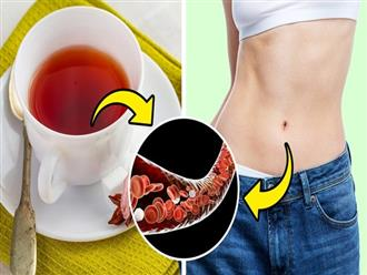 Ngoài trà xanh, 5 loại trà này cũng có tác dụng giảm cân, giảm mỡ bụng cực hiệu quả