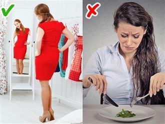 7 nguyên tắc 'vàng' giúp tăng hiệu quả ăn kiêng giảm cân lên vài lần, phụ nữ muốn lấy lại vóc dáng tại nhà nên áp dụng