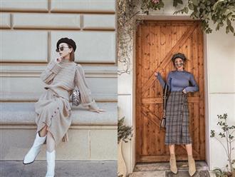 Nhẹ nhàng sắm 4 mẫu chân váy sau, chuyện Tết mặc gì cho đẹp xinh điệu đà sẽ chẳng thể làm khó các nàng