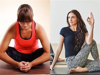Những bài tập yoga cơ bản giúp bạn vừa giảm cân lại có thể ngăn ngừa táo bón