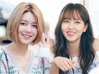 Những kiểu tóc được sao Hàn ưa chuộng khi làm mới diện mạo