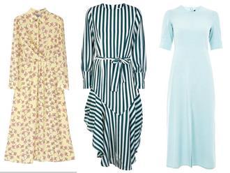 """Những kiểu váy công sở đảm bảo giúp nàng """"thổi bay"""" cái nóng"""