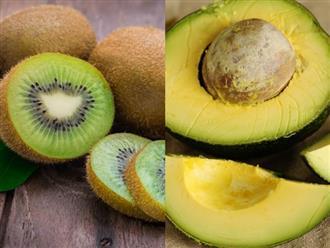 Những loại trái cây chống lão hóa bạn nên ăn hàng ngày