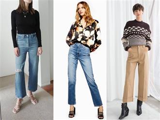 Những mẫu quần jean hot nhất mùa hè 2019, là phụ nữ nhất định phải sở hữu ít nhất 1 chiếc