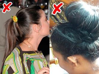 Những sai lầm khi tạo kiểu tóc khiến phái nữ trở nên kém sang