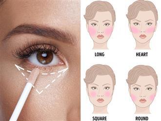 Phụ nữ biết 8 thủ thuật trang điểm này sẽ luôn xuất hiện với nhan sắc lộng lẫy, thu hút mọi ánh nhìn