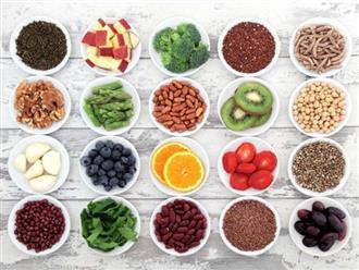 Những thực phẩm nào ăn vào giảm mụn?